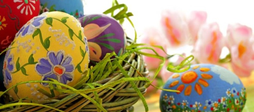 COOL! Bomb squad lovingly wires beeping eggs so blind children can enjoy Easter Egg Hunt