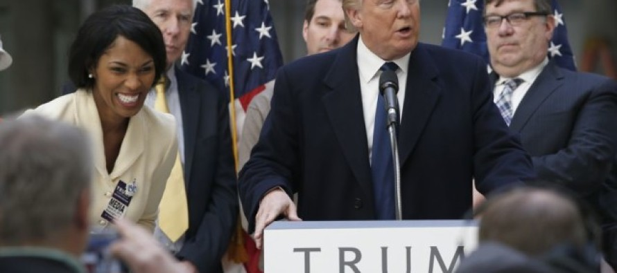 An Unemployed Vet Stepped on Stage With Trump… Then THIS Happened