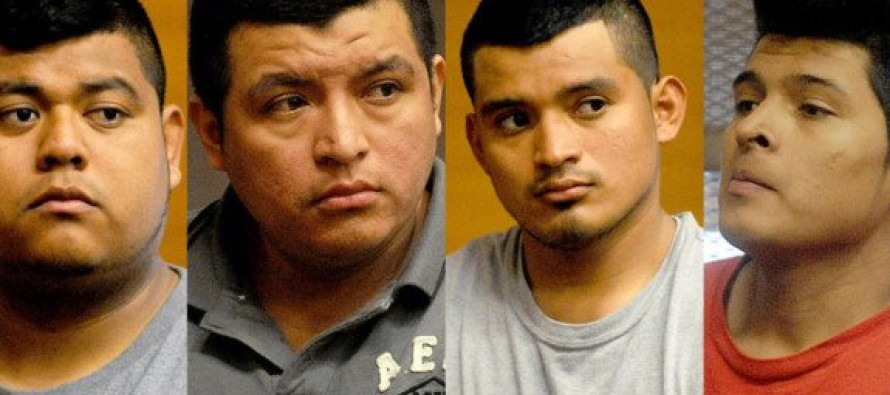 MONSTERS: Four Illegal Aliens Attack Couple in MA, Brutally Gang Rape Woman