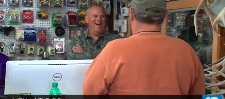 Strange Look In Man's Eyes Had Gun Store Owner Say 'No Guns' – Soon Learns Intuition Was DEAD ON!