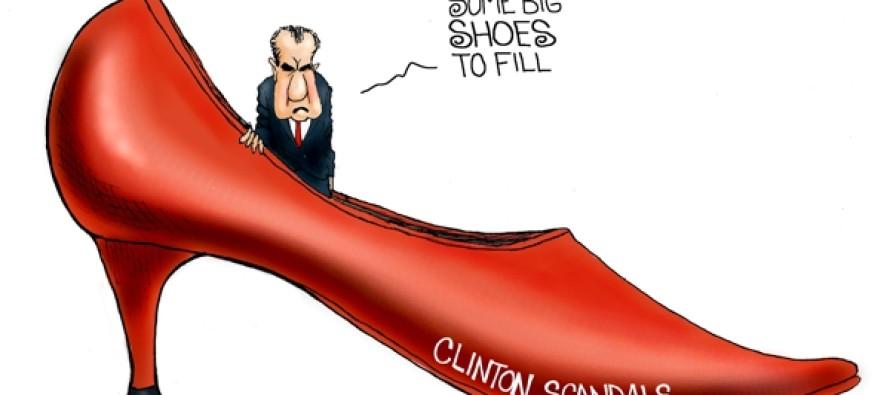 Too Big to Fill (Cartoon)