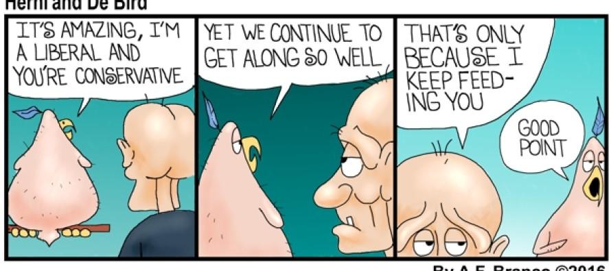 Herni and De Bird – Opposites (Cartoon)