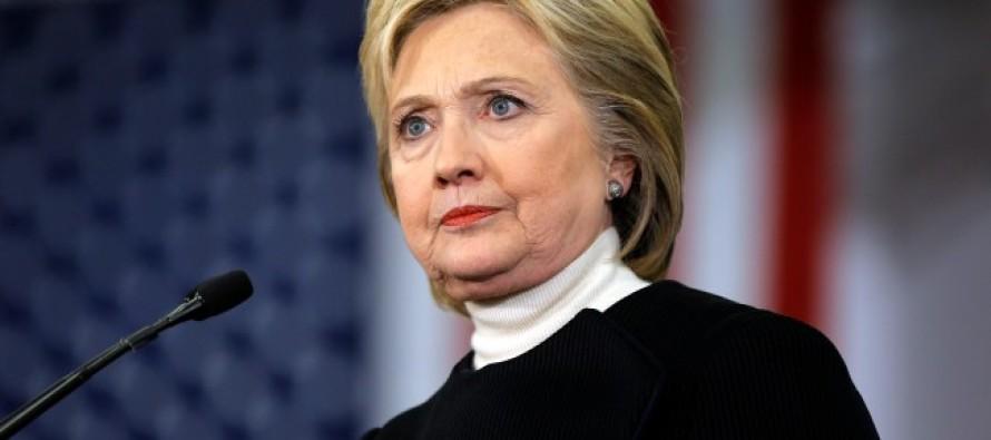 BREAKING: Hillary Slammed With Massive Lawsuit