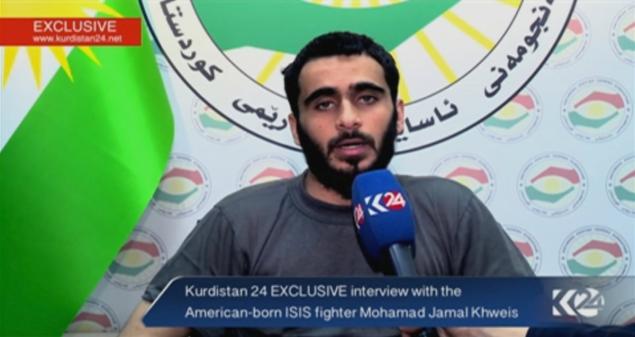 ISIS defector
