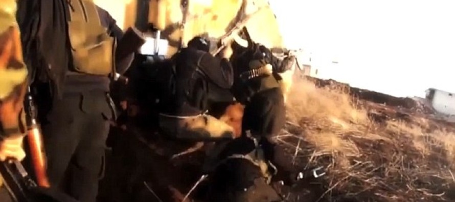 ISIS Fighter Killed In Gunfight 'Captures His Own Death On GoPro'