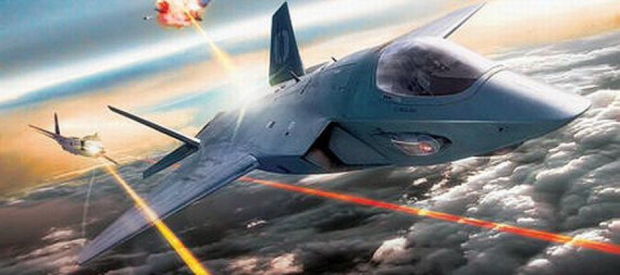 Plan on seeing laser weapons by 2023 as research bosses say killer technology is 'very close'