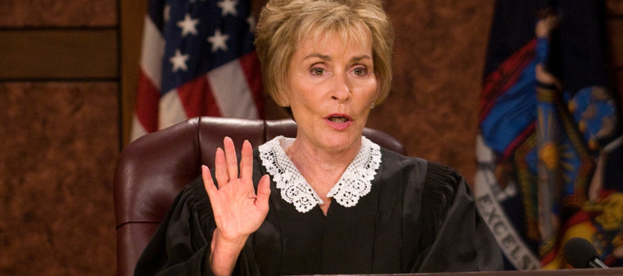 Judge Judy in Hot Water as Massive Lawsuit Erupts