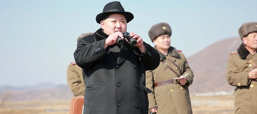 ALERT: North Korea On Edge – Readying Nukes For Use, As We Speak!