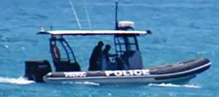 Man Escapes Police When He Runs Into The Ocean And Swims Away – TWO Months Later, He Appears