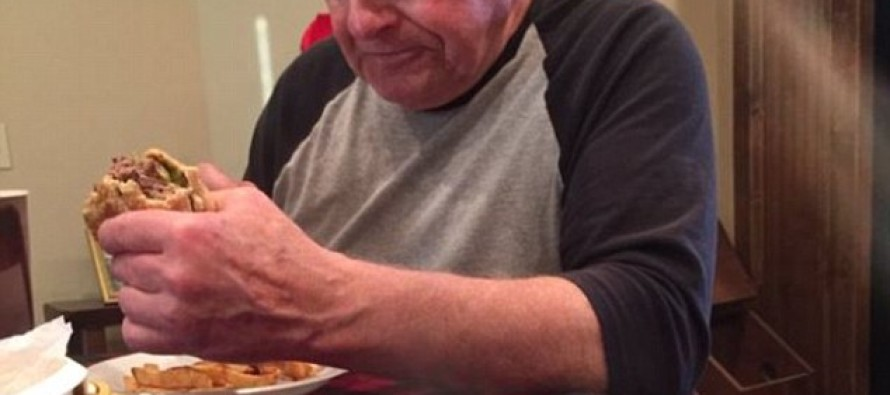 Abandoned Grandfather Breaks America's Heart When His Granddaughter Reveals THIS About Him…