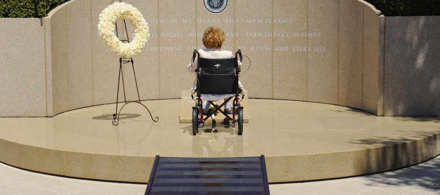 REVEALED: Nancy Reagan's Last Wishes