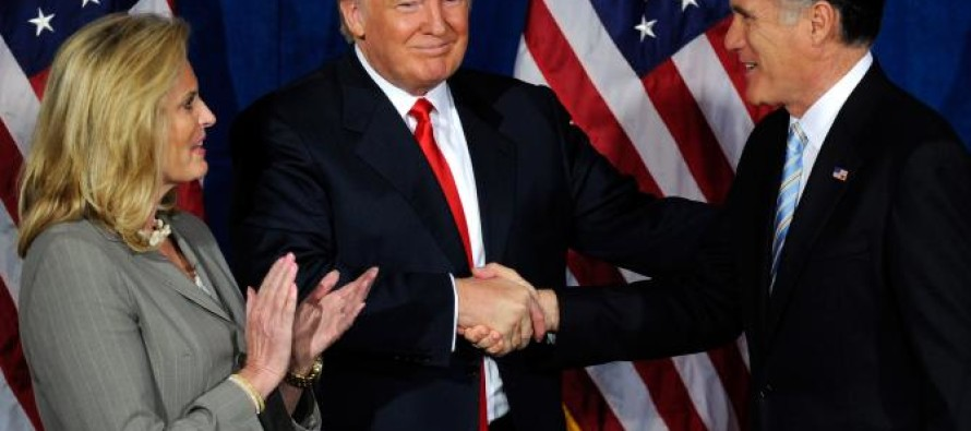 Ann Romney PRAISED Trump On National TV – WATCH!