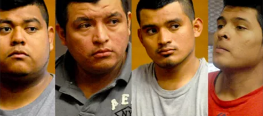 4 Illegal Aliens Savagely Rape MA Woman as Boyfriend Watches