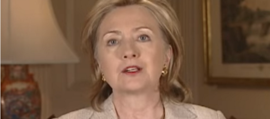 Hillary Panicking After THIS Video Leaks