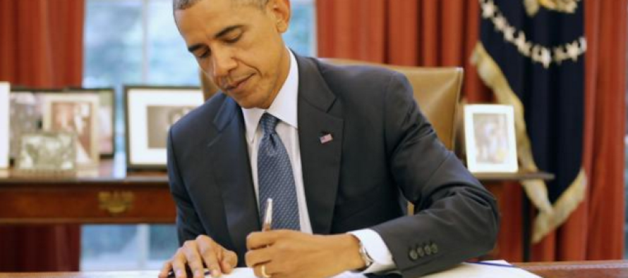 ALERT: Obama Quietly Passes New Executive Order
