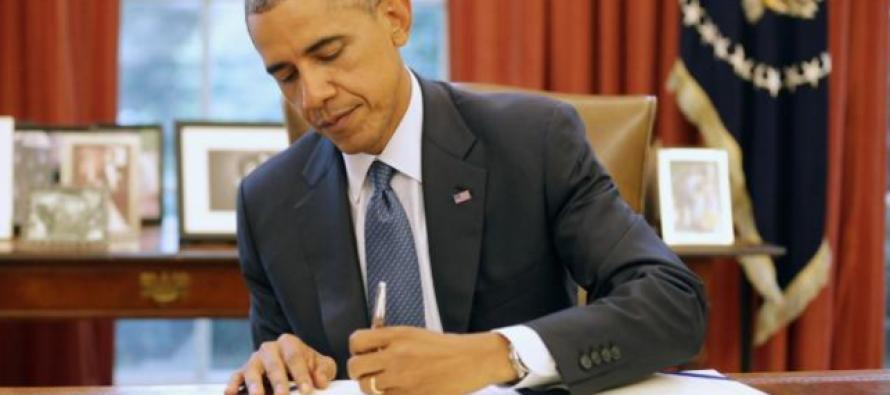 ALERT: Obama Quietly Passes New Executive Order