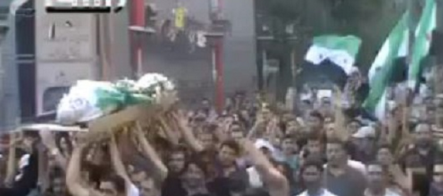 Idiot Terrorists Forget to Remove Suicide Belt During Funeral… Guess What Happens Next [GRAPHIC]