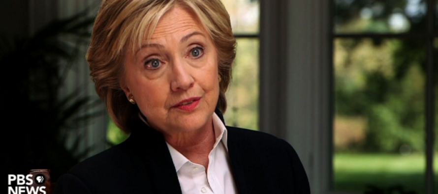National Outrage After Hillary Says THIS on Live TV… This Could Ruin Her