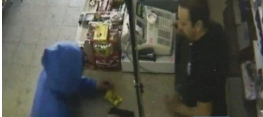 Thieving Hoodlum Pulls Fake Gun on Store Clerk… Gets a BRUTAL Surprise!
