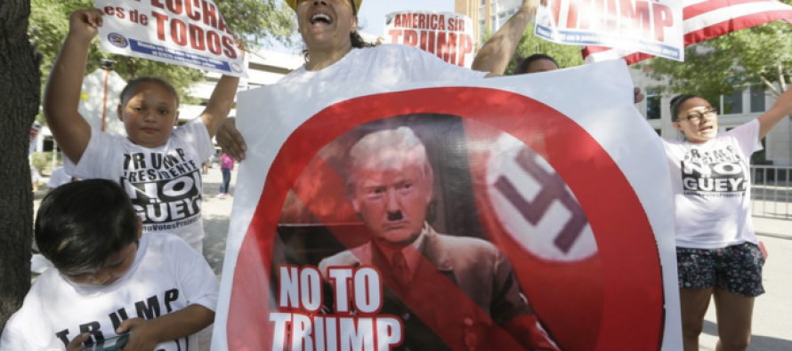 Craigslist Ad Offers $15 an Hour to Protest Trump