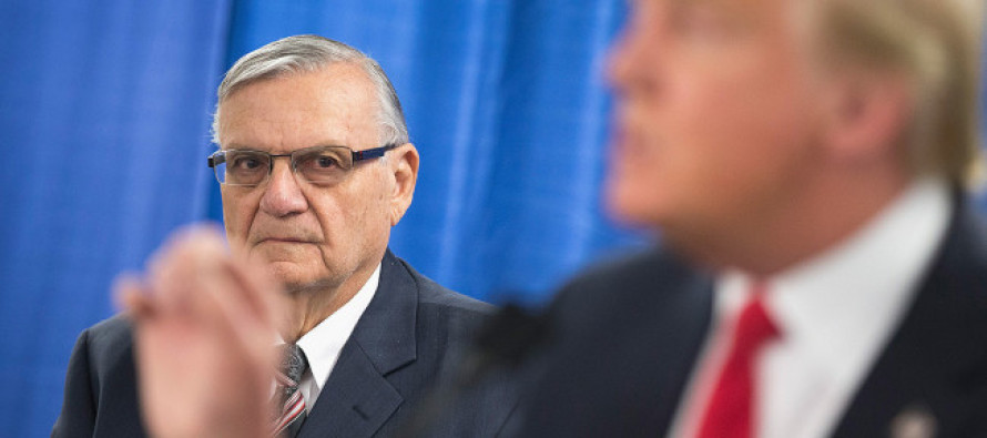 Sheriff Joe Arpaio To Police Trump Rally – Says THIS About Taking Care Of Business There…