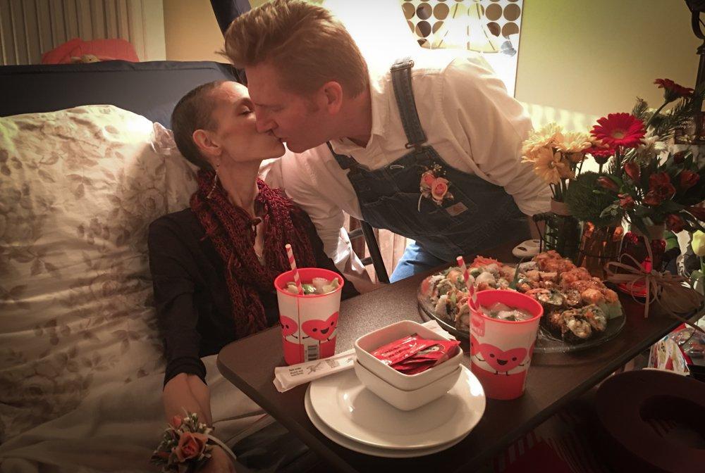 Valentines-kiss