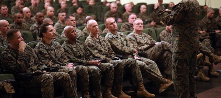 Marine General Makes Terrifying Announcement About The State Of Our Military – Are We Prepared For War?