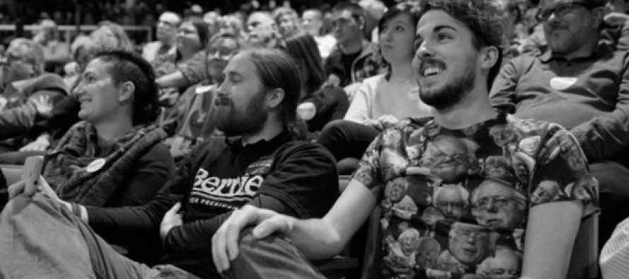 This Woman Says 'Men' Who Support Bernie Sanders- Are Not Men At All. THIS Is Why!