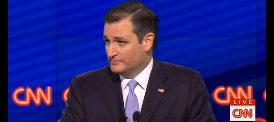 Ted Cruz BLASTS Common Core- And Promises PISSED OFF Americans THIS!