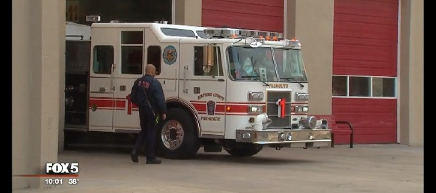 Two Firefighters SAVED A Baby Girl's Life- Now Getting Suspended….