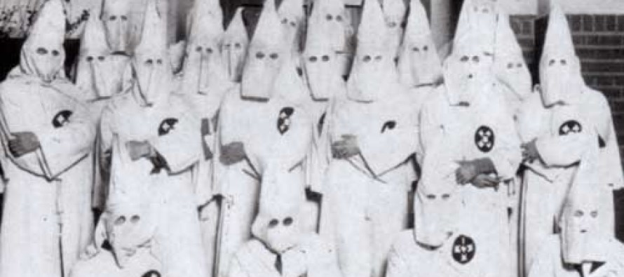 WOW!  Grand Wizard of KKK Just SWITCHED Their Presidential Support to…