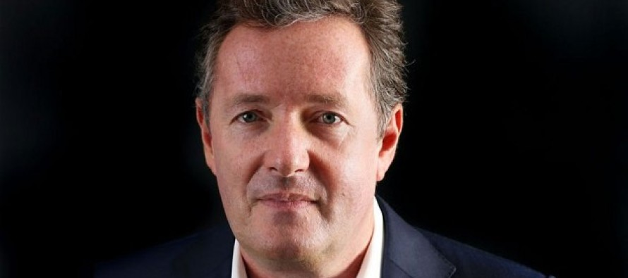 Pigs are flying: Liberal Journalist Piers Morgan Praises Trump's Proposals on Radical Islam