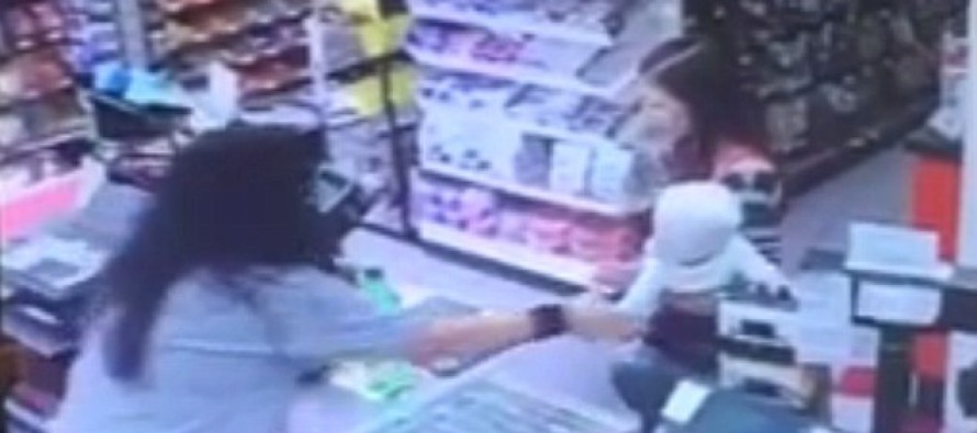 Store Worker's Quick Thinking Saved A Baby From the Arms Of His Own Mother When THIS Happened