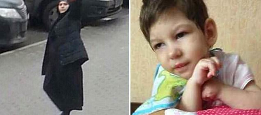 Mother Collapses After Burka-Clad Babysitter 'Decapitates Her Four-Year-Old Daughter in Her Cot' Then Parades Severed Head Through Moscow Streets