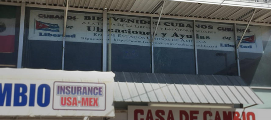 Tens of Thousands of Cubans flood across border for immediate CASH benefits from US