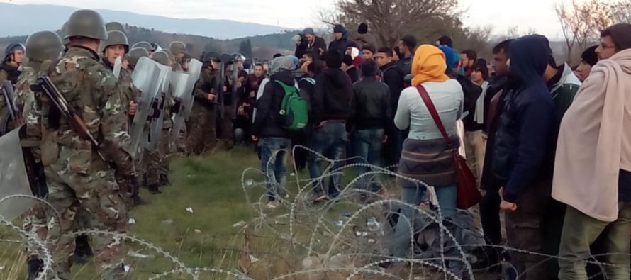 Mass Hysteria, Muslim Riots Engulf France… Migrant Camp SHUT DOWN