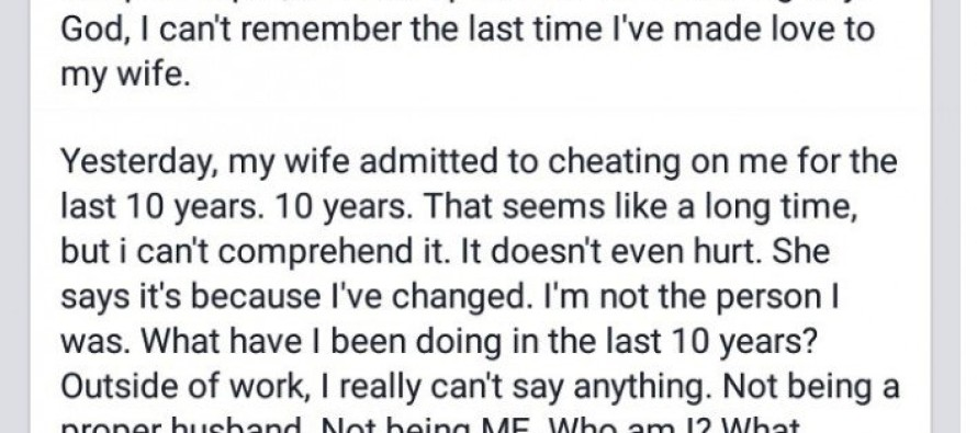He Found Out His Wife Had Been Cheating for 10 Years… What He Did Next? PRICELESS!