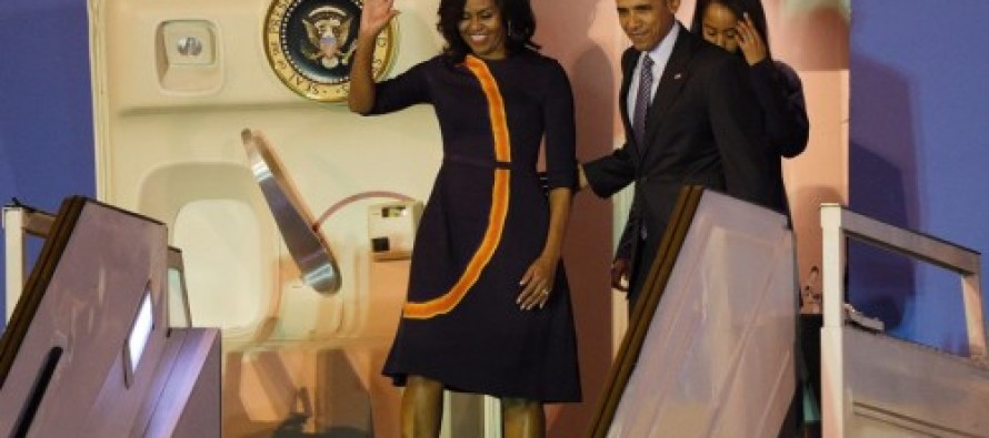 Michelle Obama: My Body Is Too Sexy VIDEO