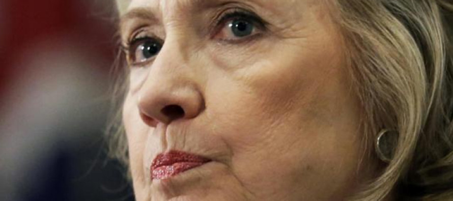 What Hillary Clinton Just Did Could Ruin Her Entire Campaign