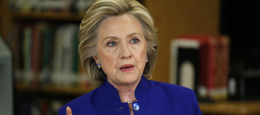 BREAKING: Hillary Caught Saying THIS in Leaked Audio – She's Done