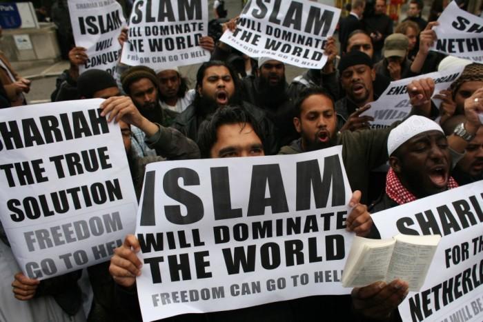 islam dominate the world