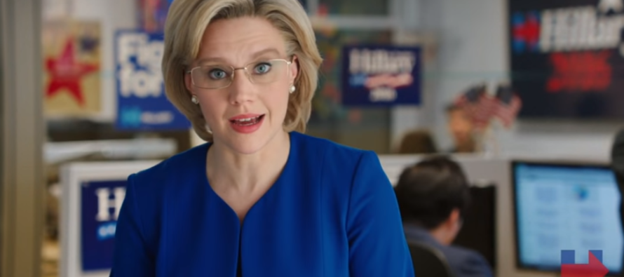 SNL Video: Hillary Clinton Will Literally Turn Into Bernie Sanders For Your Vote