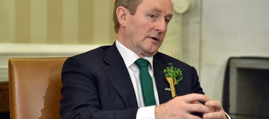 HAH! Irish Leader Humiliates Obama in Public