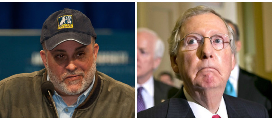 Mark Levin Rips Mitch McConnell and the Establishment