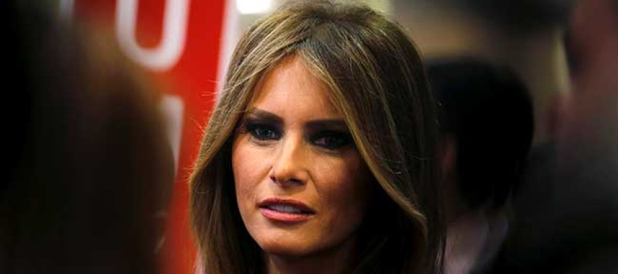 Melania Trump Said THIS About Trump- It Will Make Your Jaw DROP! WATCH