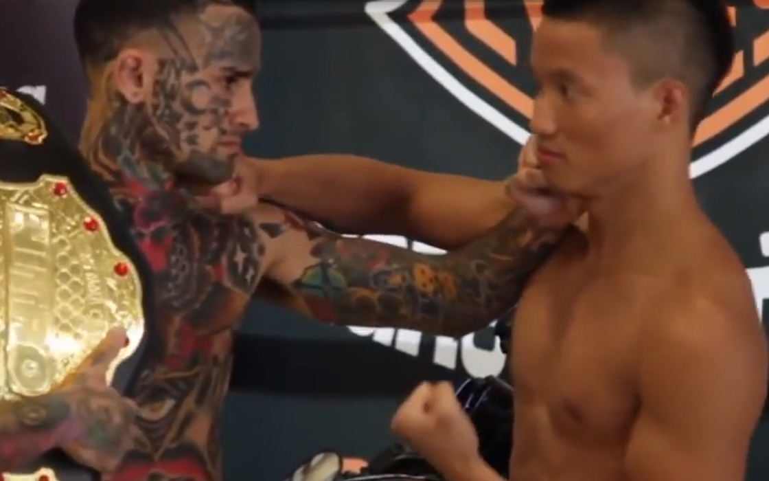 tattoofight