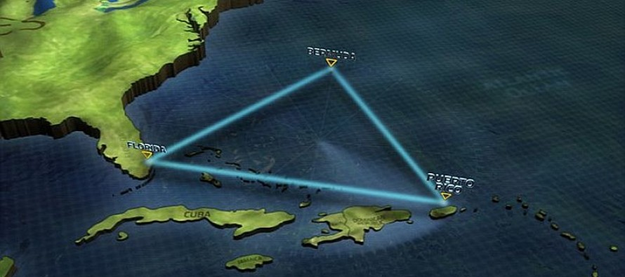 Scientists may have discovered the secret of the Bermuda Triangle & it's not what you think