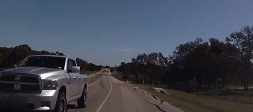 WHOA: Driver Swerves JUST IN TIME Avoiding Truck Driving at 70 mph on the WRONG SIDE OF ROAD