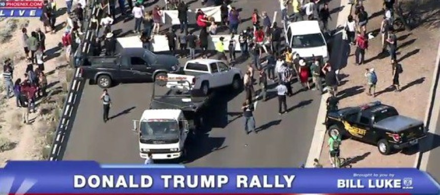 Cop Breaks Silence to Reveal the TRUTH About Anti-Trump Protesters
