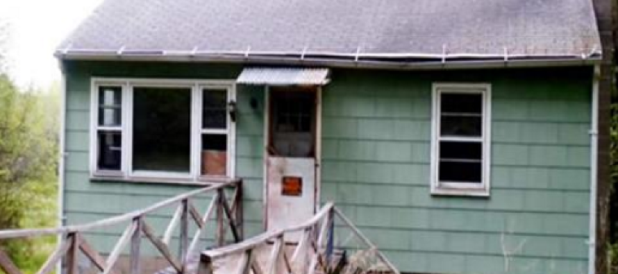 It Was a Foreclosed Cabin from the '50's… But What's Inside? OMG!